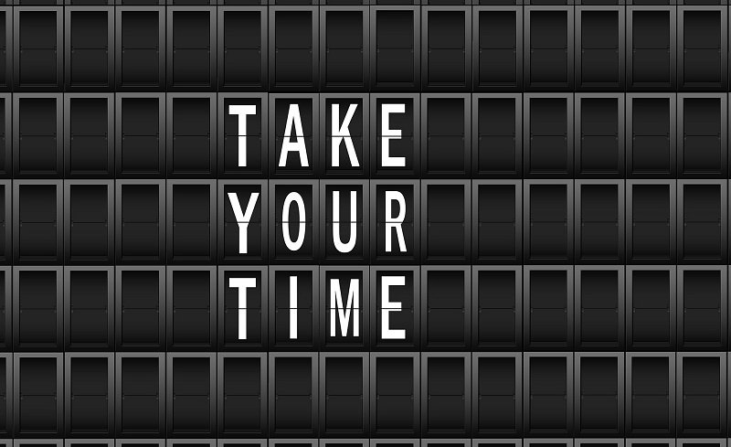 teak your time